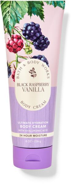 Black Raspberry Vanilla Ultimate Hydration Body Cream