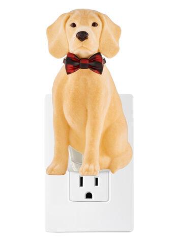 Dog with Bowtie Wallflowers Fragrance Plug