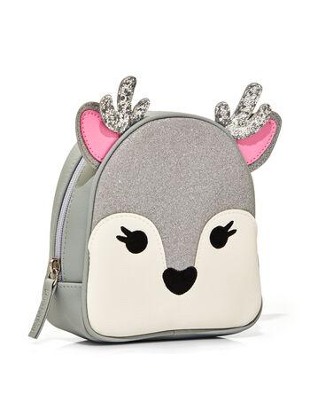 Reindeer Cosmetic Bag