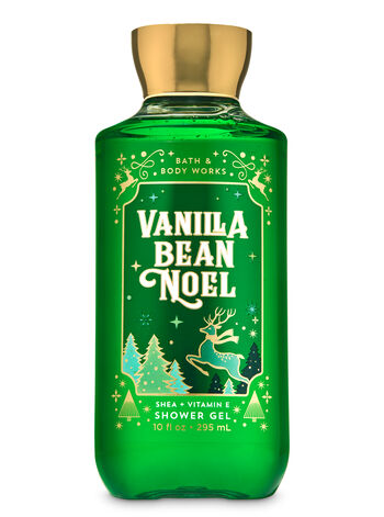Vanilla Bean Noel Shower Gel - Bath And Body Works