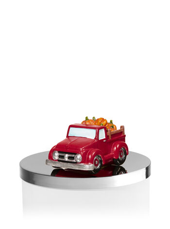 Pumpkin Truck Candle Magnet - Bath And Body Works