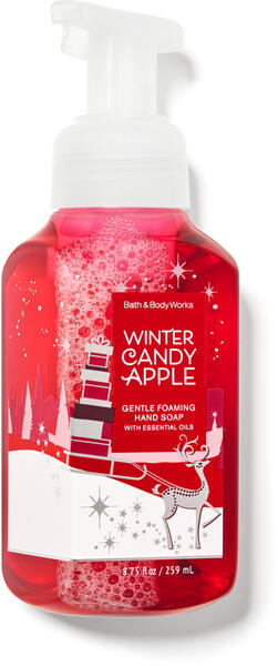 Winter Candy Apple Gentle Foaming Hand Soap