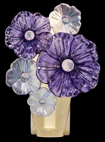 Purple Bouquet Nightlight Wallflowers Fragrance Plug