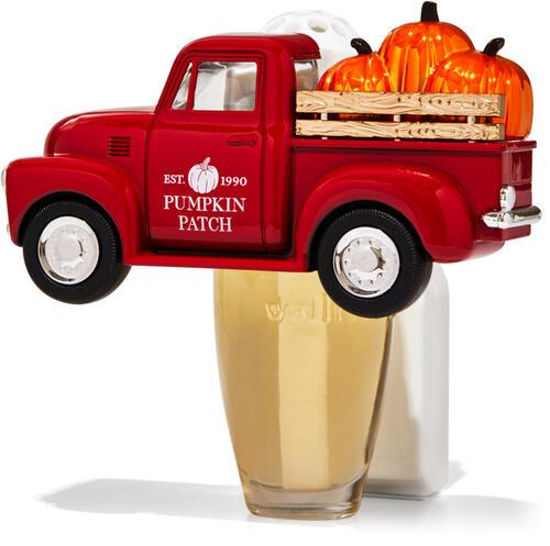 Pumpkin Truck Wallflowers Fragrance Plug