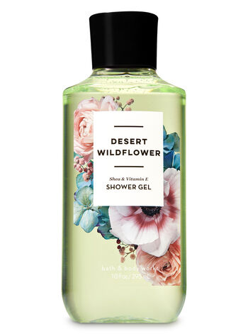Signature Collection Desert Wildflower Shower Gel - Bath And Body Works