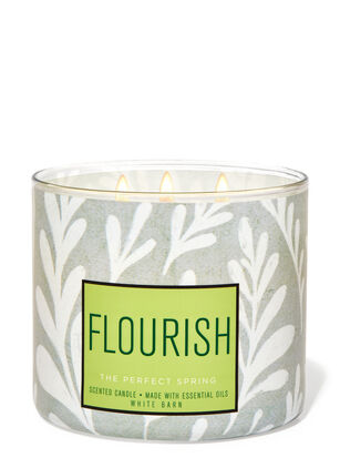 The Perfect Spring 3-Wick Candle