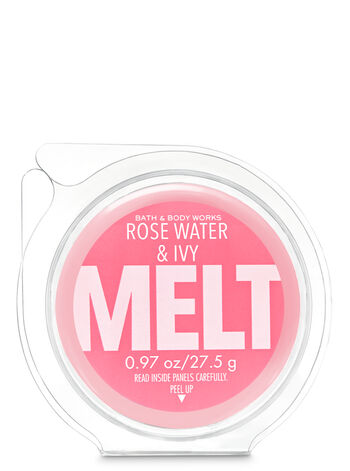 Rose Water & Ivy Fragrance Melt - Bath And Body Works