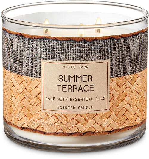 Summer Terrace 3-Wick Candle