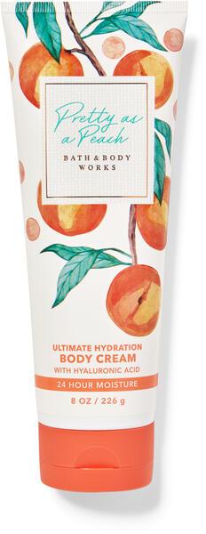 Pretty as a Peach Ultimate Hydration Body Cream