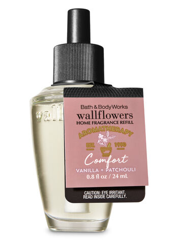 Aromatherapy Vanilla Patchouli Wallflowers Fragrance Refill - Bath And Body Works
