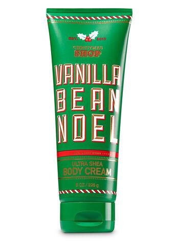 Signature Collection Vanilla Bean Noel Ultra Shea Body Cream - Bath And Body Works