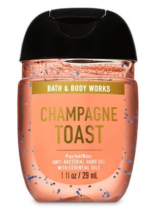 Champagne Toast PocketBac Hand Sanitizer