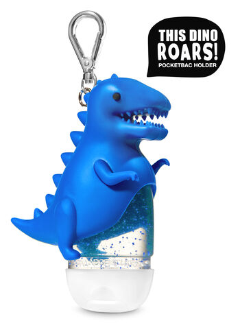 Roaring Blue Dinosaur PocketBac Holder - Bath And Body Works