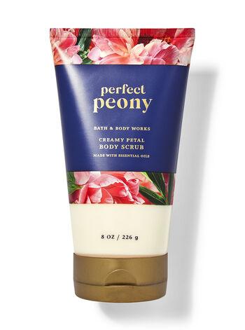 Perfect Peony Creamy Petal Body Scrub - Bath And Body Works