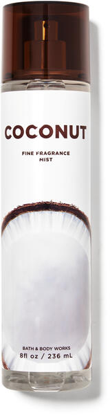 Coconut Fine Fragrance Mist