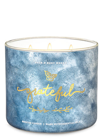 Apple Cardamom Crisp 3-Wick Candle - Bath And Body Works