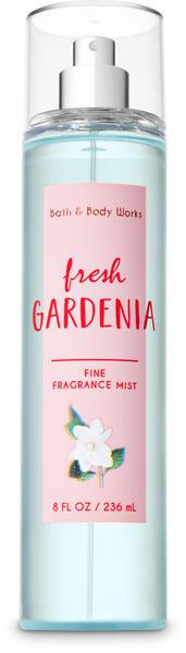 Fresh Gardenia Fine Fragrance Mist