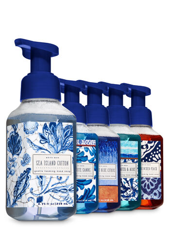 Blue Bungalow Gentle Foaming Hand Soap, 5-Pack - Bath And Body Works