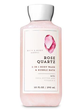 Signature Collection Rose Quartz 2-in-1 Body Wash & Bubble Bath - Bath And Body Works