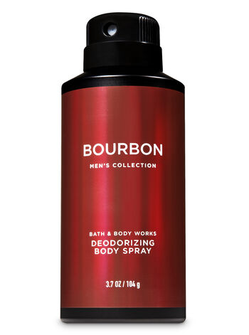 Signature Collection Bourbon Deodorizing Body Spray - Bath And Body Works