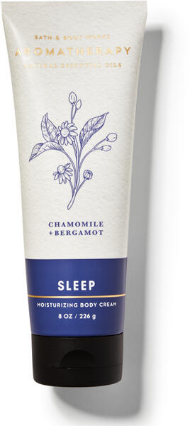 Chamomile Bergamot Body Cream