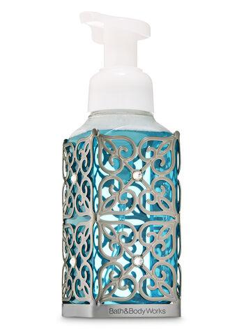 Geometric Heart Gentle Foaming Soap Holder - Bath And Body Works
