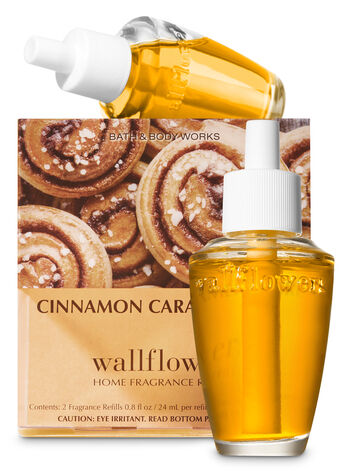 Cinnamon Caramel Swirl Wallflowers Refills, 2-Pack - Bath And Body Works