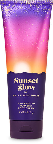 Sunset Glow Ultra Shea Body Cream