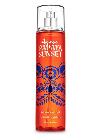 Agave Papaya Sunset Fine Fragrance Mist - Bath And Body Works