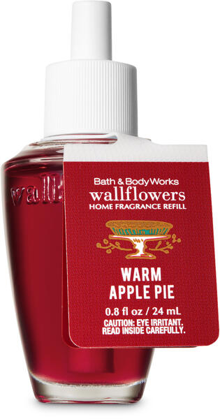 Warm Apple Pie Wallflowers Fragrance Refill