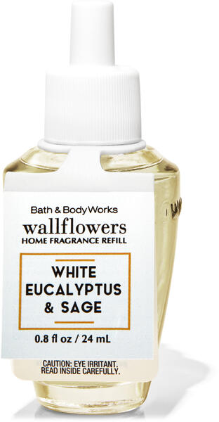 White Eucalyptus & Sage Wallflowers Fragrance Refill
