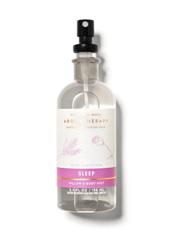 Rose Lavender Pillow and Body Mist