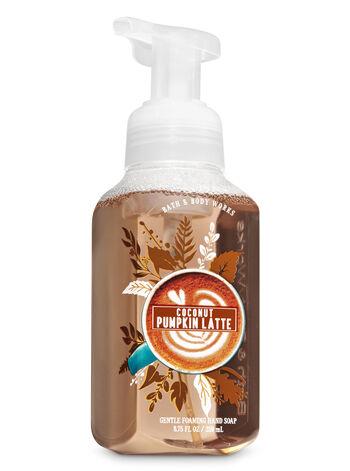 Coconut Pumpkin Latte Gentle Foaming Hand Soap - Bath And Body Works
