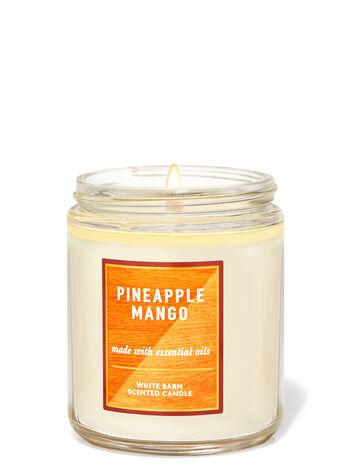 Pineapple Mango Single Wick Candle
