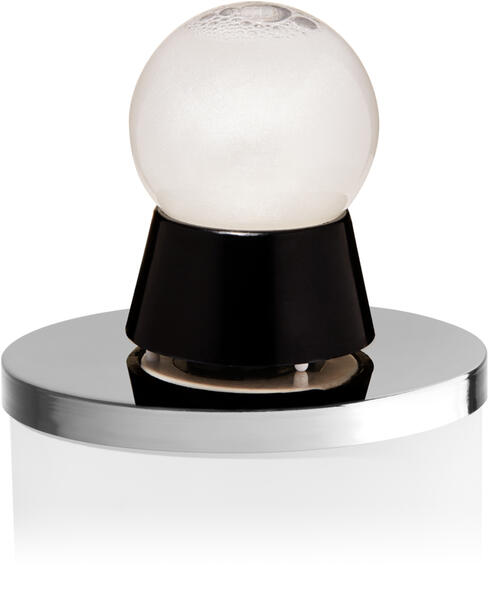 Crystal Ball Light-Up 3-Wick Candle Magnet