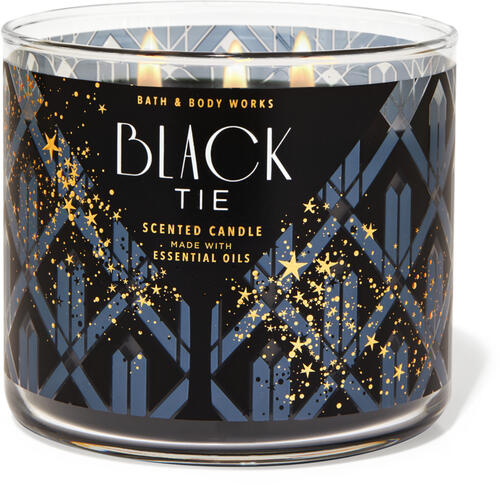 Black Tie 3-Wick Candle