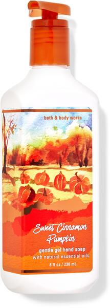 Sweet Cinnamon Pumpkin Gentle Gel Hand Soap