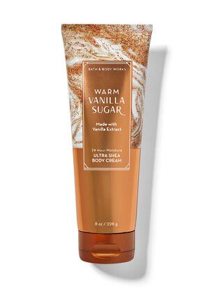 Warm Vanilla Sugar Ultra Shea Body Cream