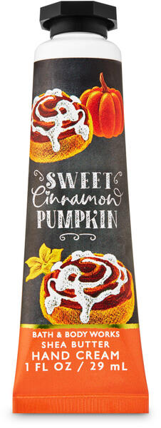 Sweet Cinnamon Pumpkin Hand Cream