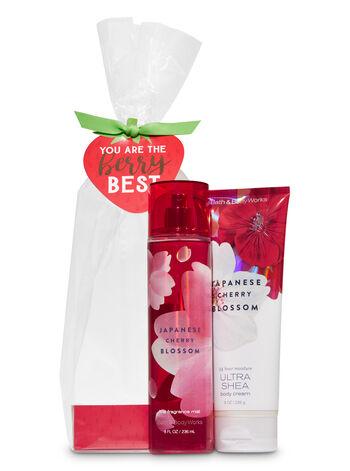 Japanese Cherry Blossom Berry Best Gift Set
