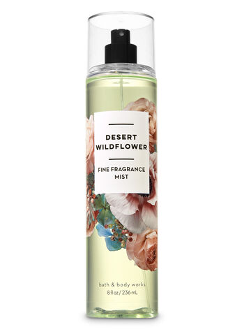 Signature Collection Desert Wildflower Fine Fragrance Mist - Bath And Body Works