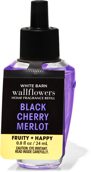Black Cherry Merlot Wallflowers Fragrance Refill