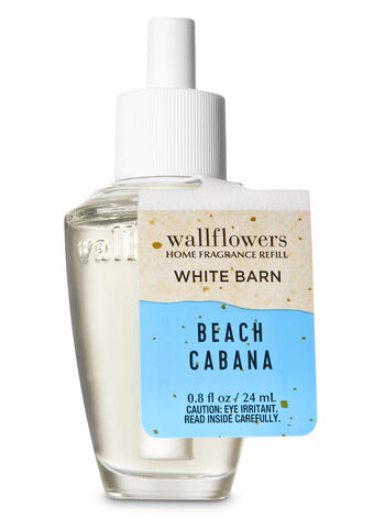 Beach Cabana Wallflowers Fragrance Refill - Bath And Body Works