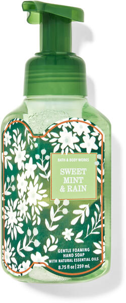 Sweet Mint & Rain Gentle Foaming Hand Soap