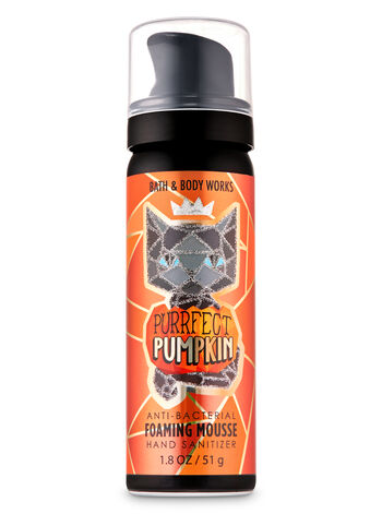 Purrrfect Pumpkin Foaming Hand Sanitizer - Bath And Body Works