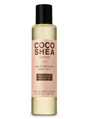 CocoShea Coconut Moisturizing Body Oil