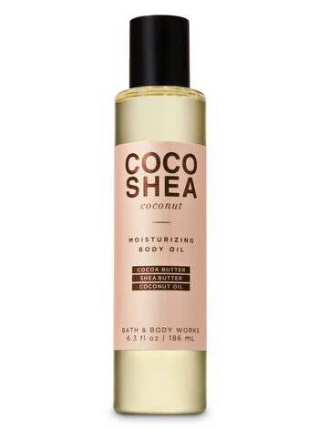 CocoShea Coconut Moisturizing Body Oil - Bath And Body Works