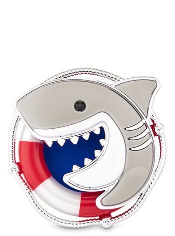 Shark Lifesaver Visor Clip Car Fragrance Holder