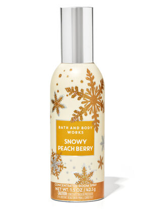 Snowy Peach Berry Concentrated Room Spray