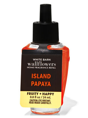 Island Papaya Wallflowers Fragrance Refill